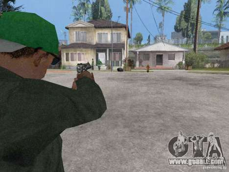 Desert Eagle for GTA San Andreas forth screenshot
