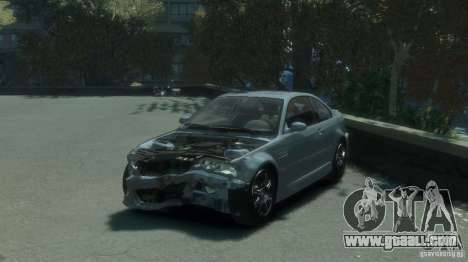 BMW M3 E46 for GTA 4 side view