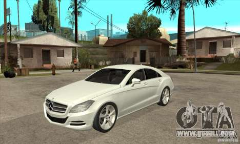 Mercedes-Benz CLS 350 2011 for GTA San Andreas