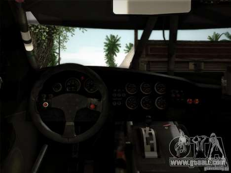 Dodge Ram 1500 4x4 for GTA San Andreas right view