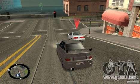 Street racing for GTA San Andreas