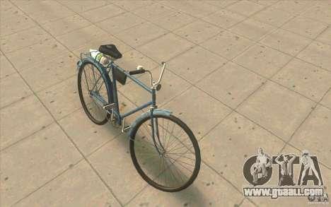 Bike Ural-Dirty version for GTA San Andreas