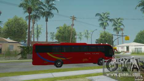 Rural Tours 956 for GTA San Andreas back view