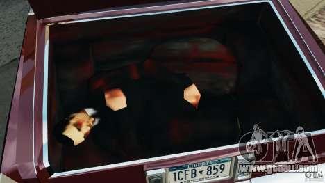 Cadillac Fleetwood Brougham Delegance 1986 for GTA 4
