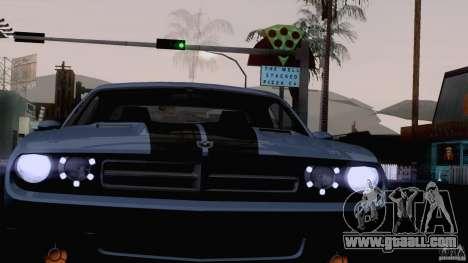 Dodge Challenger SRT8 for GTA San Andreas