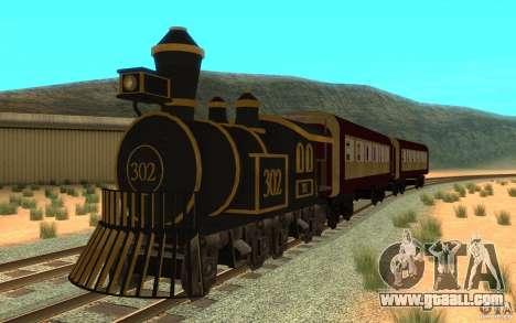 Locomotive for GTA San Andreas