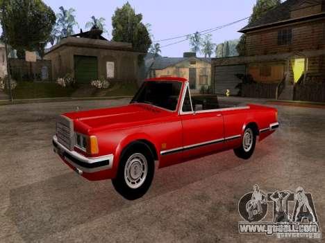 ZIL 41044 Phaeton for GTA San Andreas