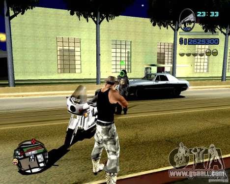 Not ENB for GTA San Andreas