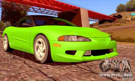 Eagle Talon TSi AWD 1998 for GTA San Andreas