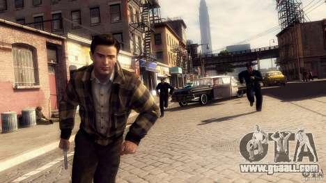 Boot images in the style of a Mafia II + bonus! for GTA San Andreas fifth screenshot