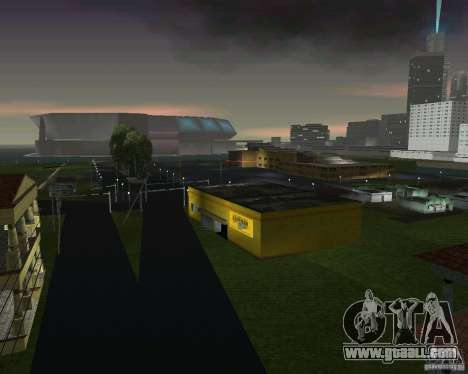Back to the future Hill Valley for GTA Vice City eighth screenshot