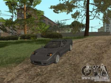 Cheetah from GTA 4 for GTA San Andreas