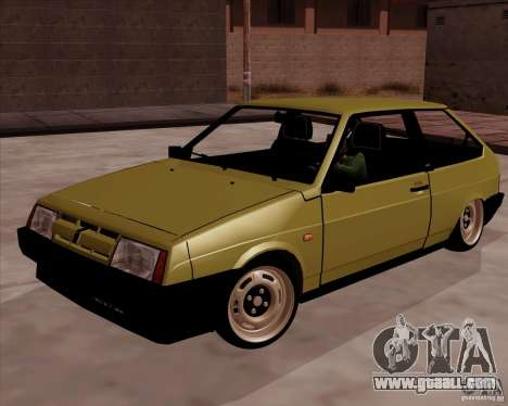 VAZ 2108 RF for GTA San Andreas