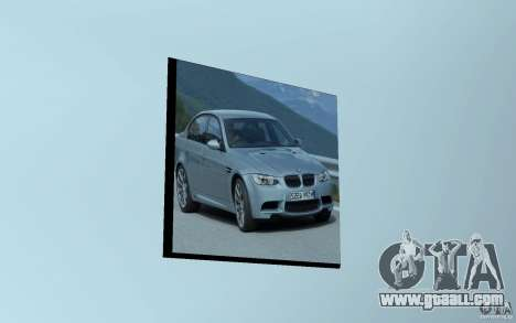 BMW dealership for GTA San Andreas third screenshot