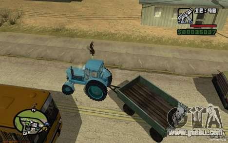 Active dashboard 3.1 for GTA San Andreas fifth screenshot