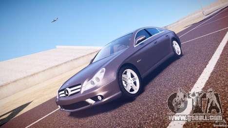 Mercedes-Benz CLS 63 for GTA 4
