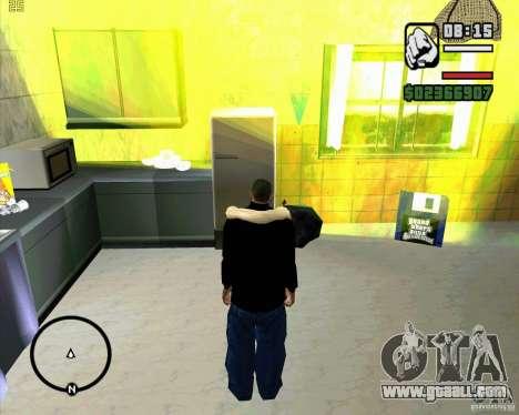 Make trash for GTA San Andreas second screenshot