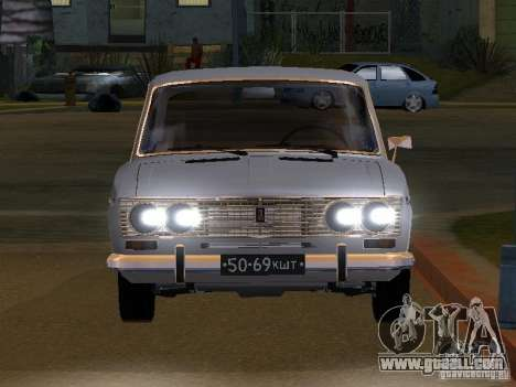 VAZ 2103 Low Classic for GTA San Andreas back view