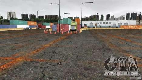 Blur Port Drift for GTA 4 forth screenshot