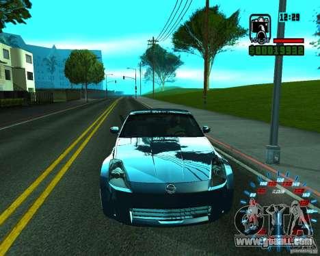 ENB by Makc for GTA San Andreas second screenshot