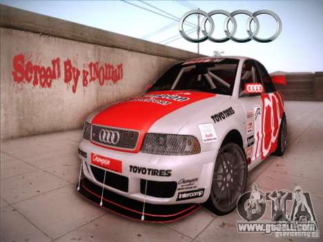 Audi S4 Galati Race for GTA San Andreas