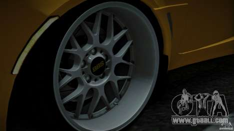 Lotus Exige Track Car for GTA San Andreas upper view