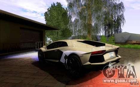 ENB Series - BM Edition v3.0 for GTA San Andreas third screenshot