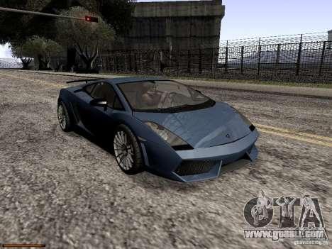 LibertySun Graphics For LowPC for GTA San Andreas
