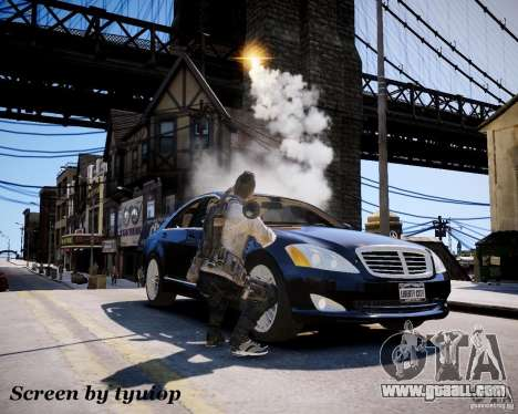 Modern Warfare 3 Soap Africa for GTA 4 fifth screenshot
