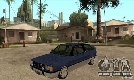 VW Gol GTI 1989 for GTA San Andreas