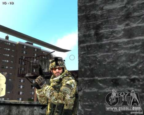 Micro Uzi for GTA 4 fifth screenshot