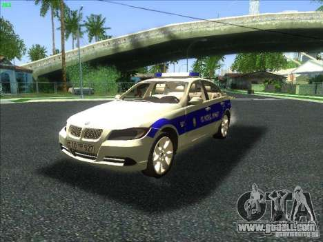 BMW 330i YPX for GTA San Andreas