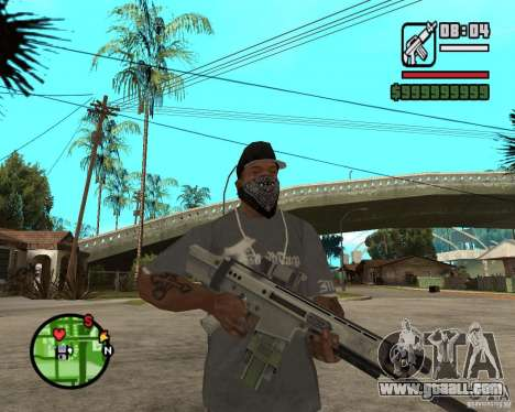 ARC applications for GTA San Andreas
