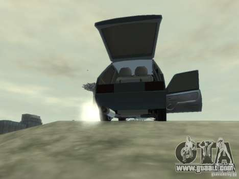 ZAZ 1102 Tavria for GTA 4 side view