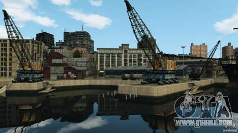 FAKES ENB Realistic 2012 for GTA 4 tenth screenshot
