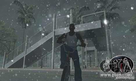 A Strong Rider for GTA San Andreas forth screenshot