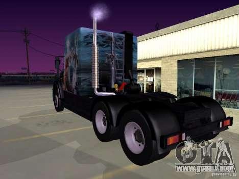SuperZiL v. 1 .0b for GTA San Andreas left view