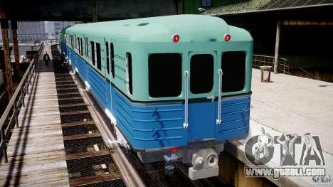 Russian Metro for GTA 4 forth screenshot