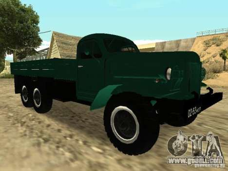 ZIL 157 for GTA San Andreas left view