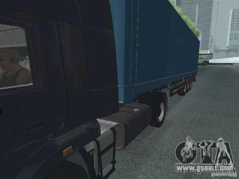Active dashboard v.3.0 for GTA San Andreas