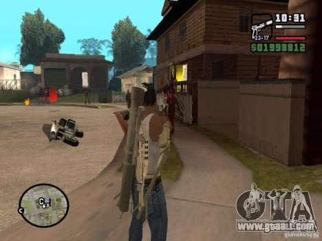 New sight for GTA San Andreas third screenshot