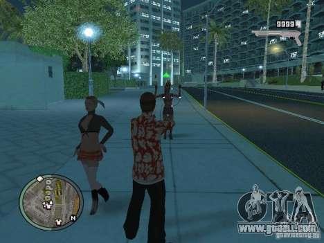 Tony Montana for GTA San Andreas fifth screenshot