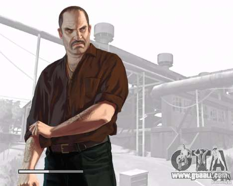 Loading screens in the style of GTA IV for GTA San Andreas fifth screenshot