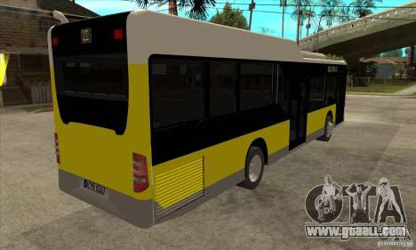 Mercedes-Benz Citaro LE for GTA San Andreas right view