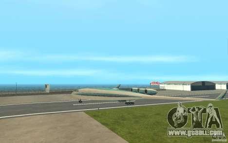 Boeing 797 BWB for GTA San Andreas
