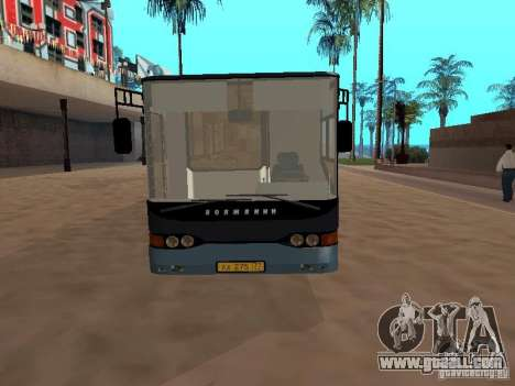 Volzhanin 5270 for GTA San Andreas