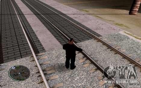 Russian Rails for GTA San Andreas eighth screenshot