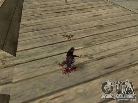 Real death for GTA San Andreas