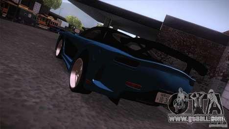 Mazda RX-7 Veilside v3 for GTA San Andreas left view