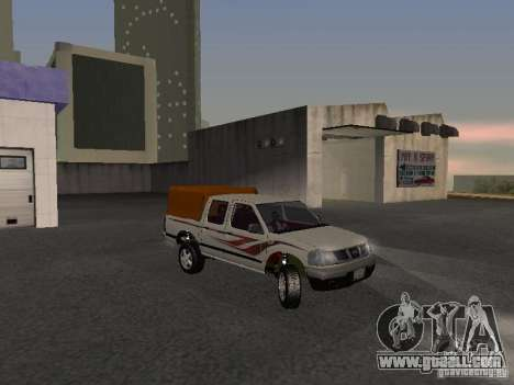 Nissan Pickup for GTA San Andreas